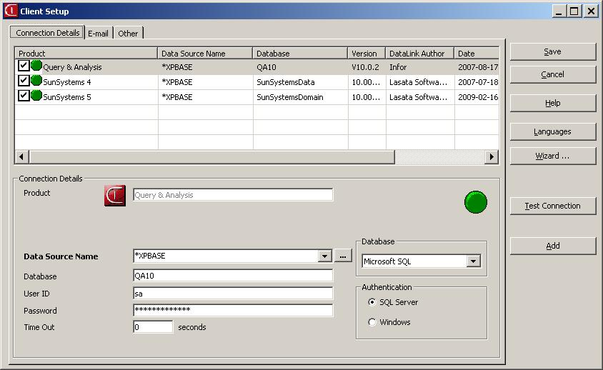 Sunsystems Reporting With Infor Query And Analysis And