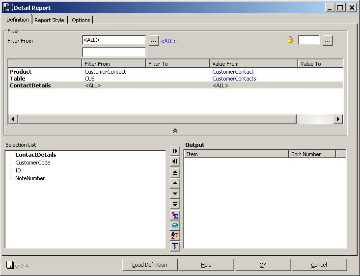 SunSystems Reporting with Infor Query and Analysis and Vision 6 XL
